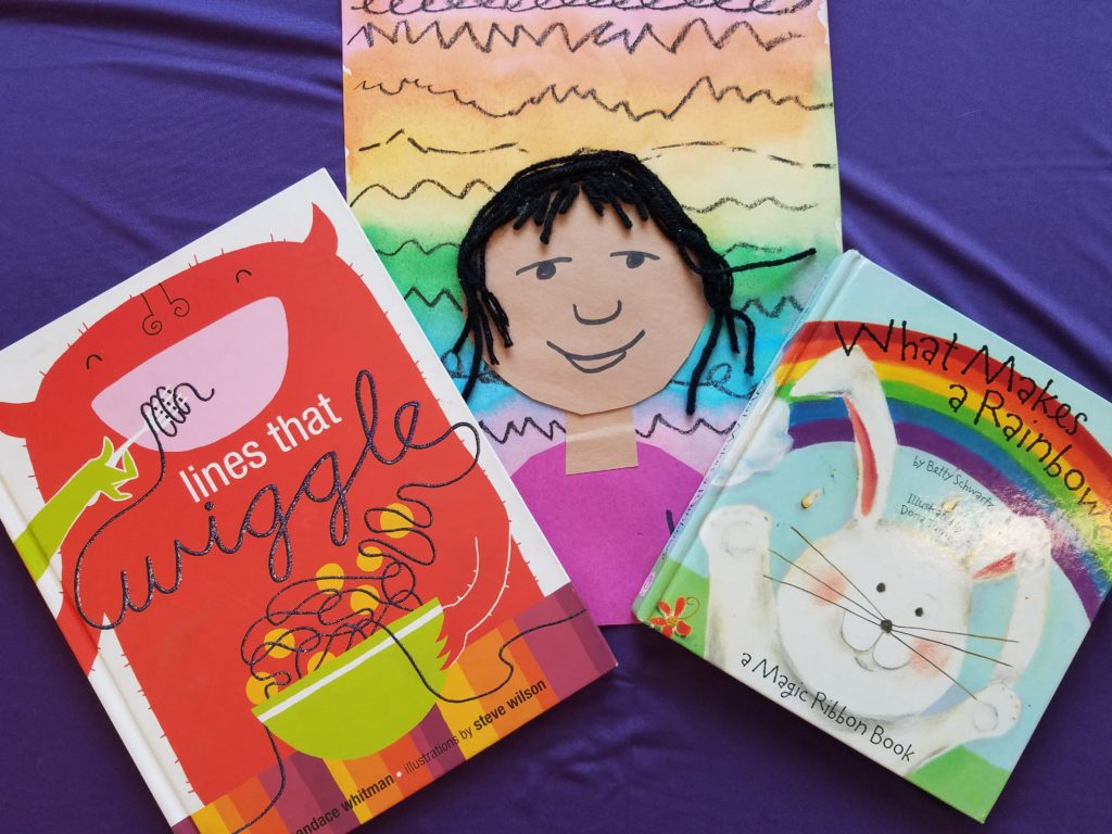 Multi-Media self portraits: young artists will get an introduction to drawing, painting, and collage