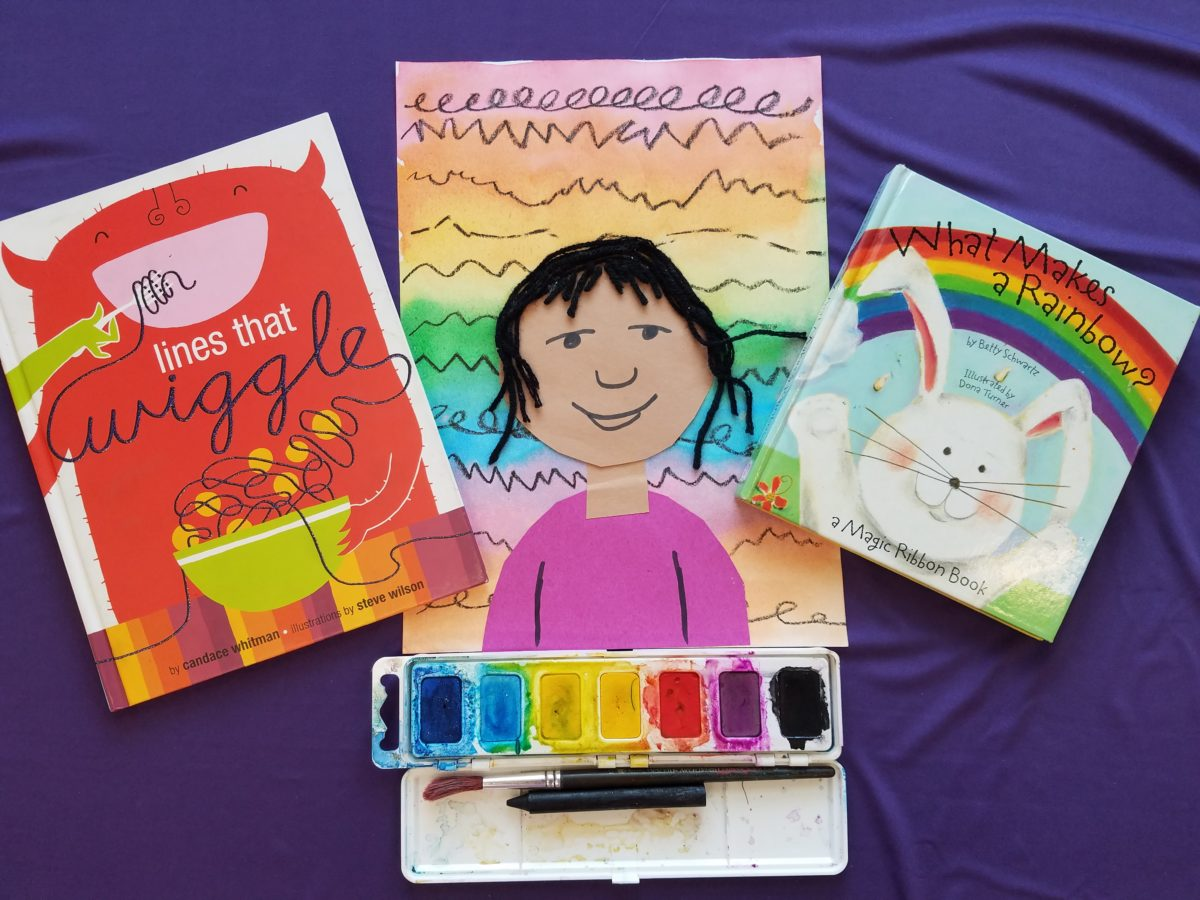 Multi-Media self portraits: young artists will get an introduction to drawing, painting, and collage.