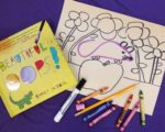 Creativity exercises to get kids started drawing. Inspired by The Beautiful Oops, by Barney Saltzberg, kids learn how to transform a mistake into something beautiful. A great activity for teaching creative problem solving skills. A fun and simple introduction to drawing and creativity for kids!
