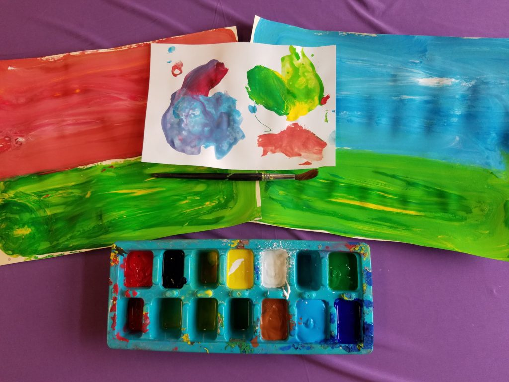 Wild Things Art To Inspire Imagination The Painterly Path